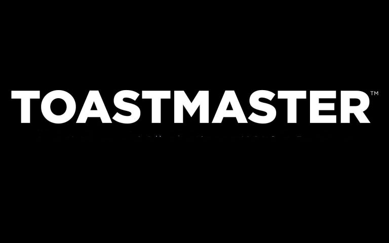 A Letter To Toastmasters