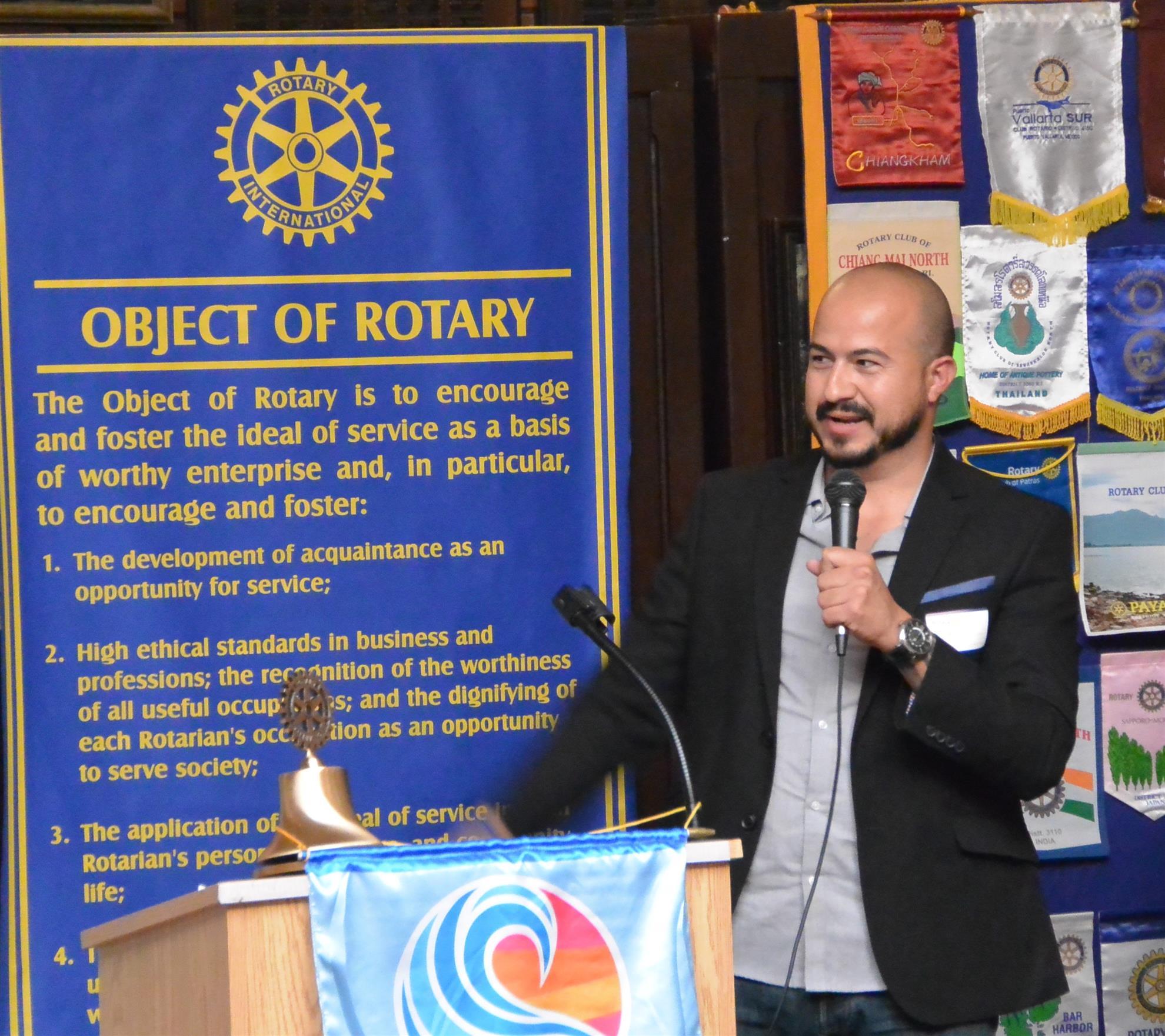Rotary Craft Talk