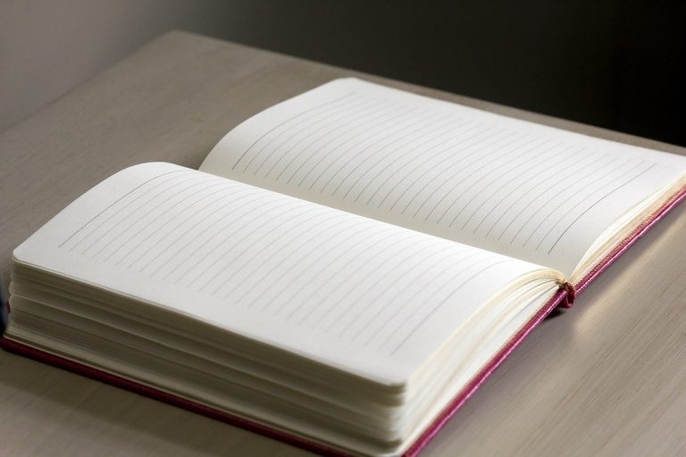 On Keeping A Journal